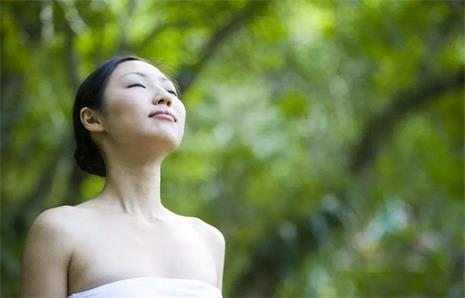 Eye breathing and concentration improve your eyesight