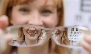How does myopia cause blindness?
