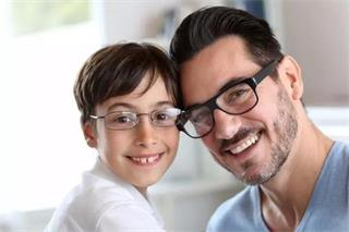 How does myopia occur?